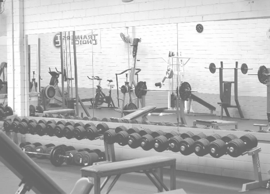 FULLY EQUIPPED<br>MELBOURNE GYM
