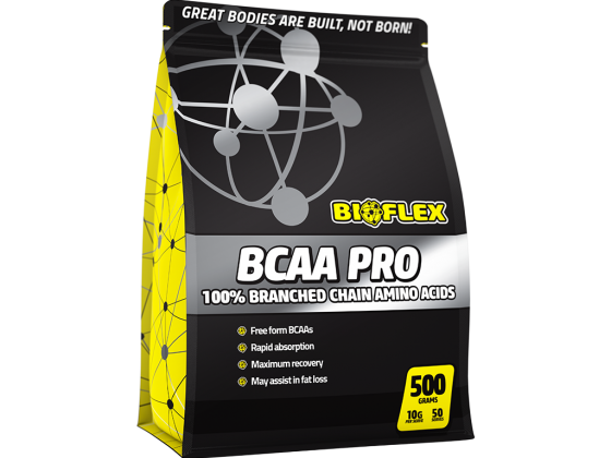 Bioflex – 4 Panel Pouch – BCAA Pro – C2